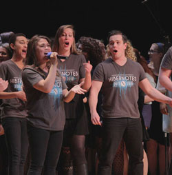 MSU a cappella groups head to regional competition April 2