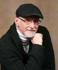 Dr. James Baumlin, English professor and Moon City Press editor