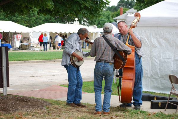 Gravel Yard will perform on the Ozarks Jubiliee Stage at 5 p.m. on Sept. 10.