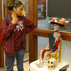 Celebrate the Day of the Dead with MCL on Nov. 2