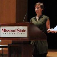 Students chosen for Moon City Press' fall Student Invitational Reading