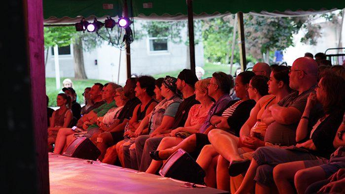 Staff Appreciation Night at Tent Theatre