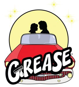 """Grease"" logo"