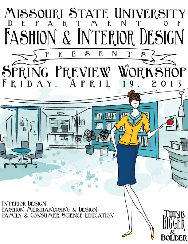 Inaugural Spring Preview Workshop Designed for High Schoolers