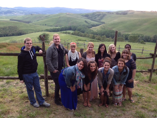 FGB and FID study-away trips to New York City, Italy and Spain