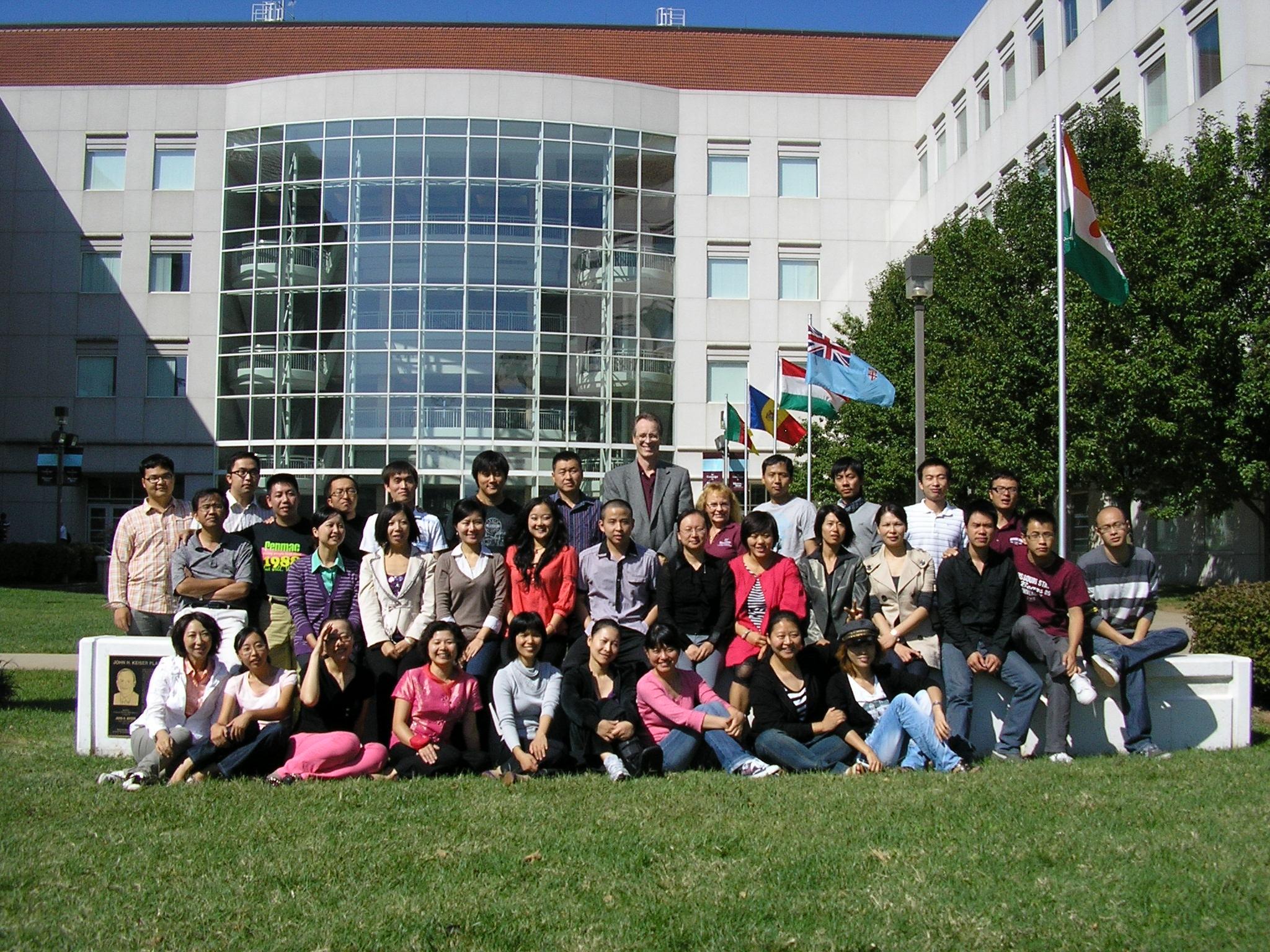 The EMBA program makes a global IMPACT