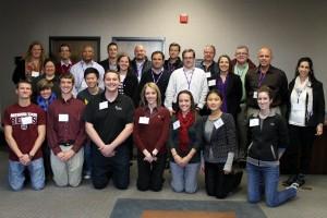 Enatcus Team with Mondelez Representatives