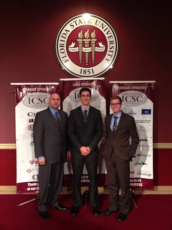 MSU's nationally ranked sales program sends two students to national competition