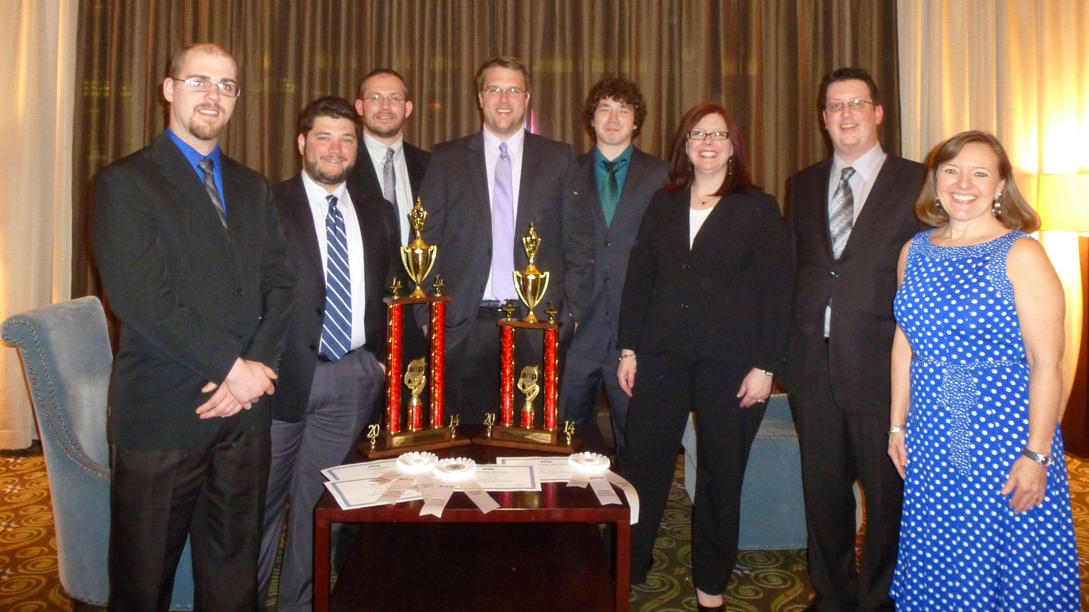 AITP Wins Big at National Conference