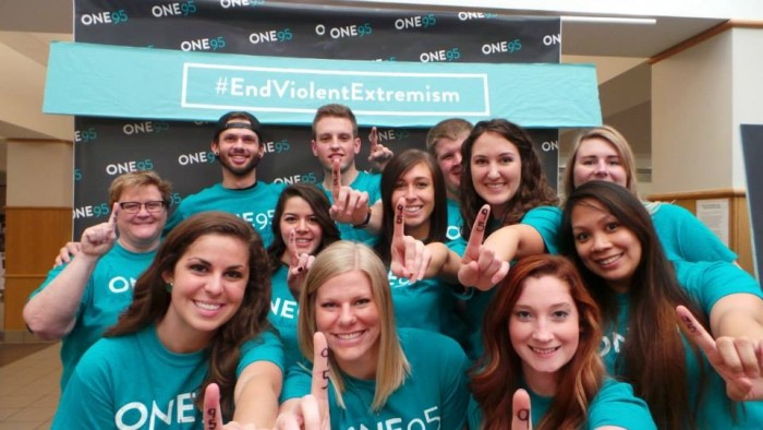 Ad Team: Fighting Violent Extremism with One95