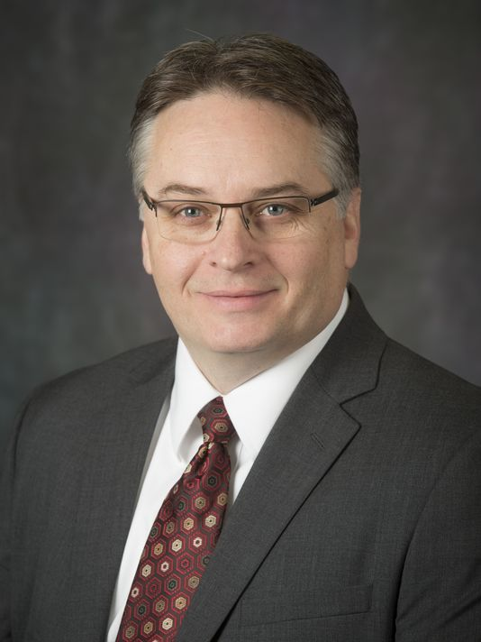 Rick Brattin headshot