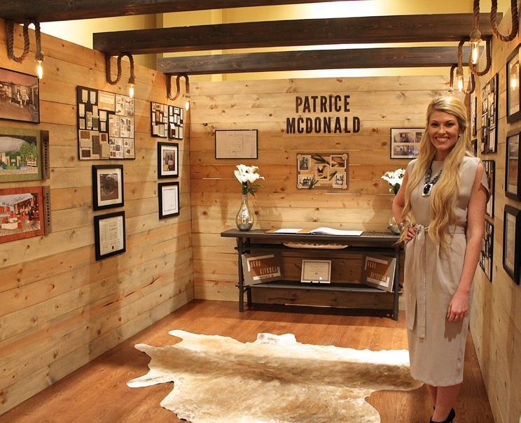 Interior Design Seniors Showcase Their Work