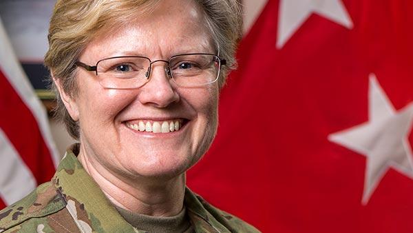 Alunni Spotlight: Lieutenant General Karen Dyson