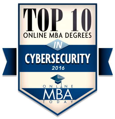 Online cybersecurity program ranked second in nation