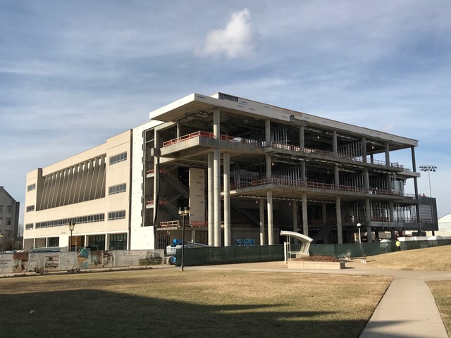 Renovation and Expansion Update – Spring 2017