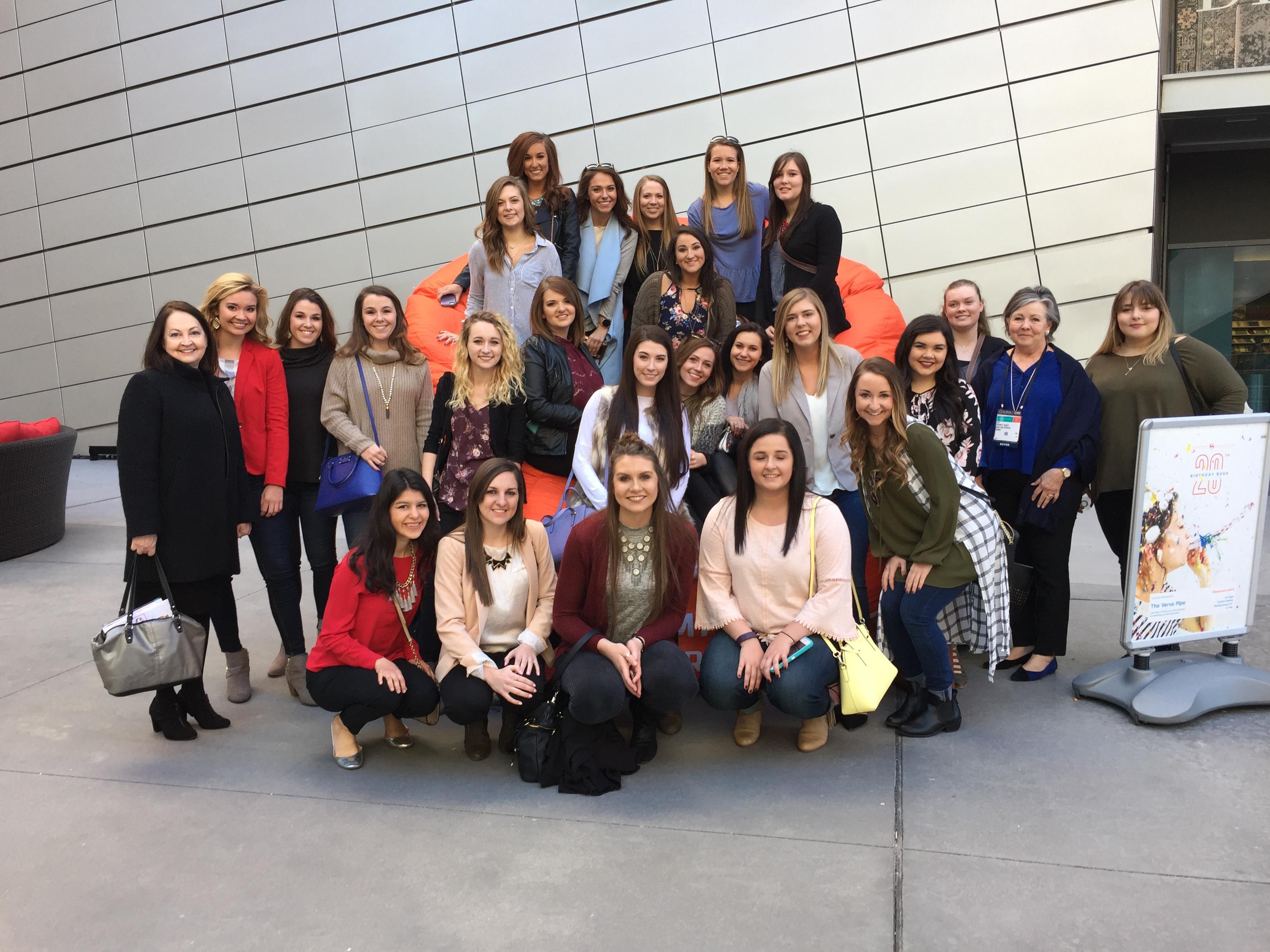 SDA students take trip to Las Vegas