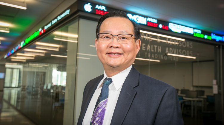 Dr. Edward Chang