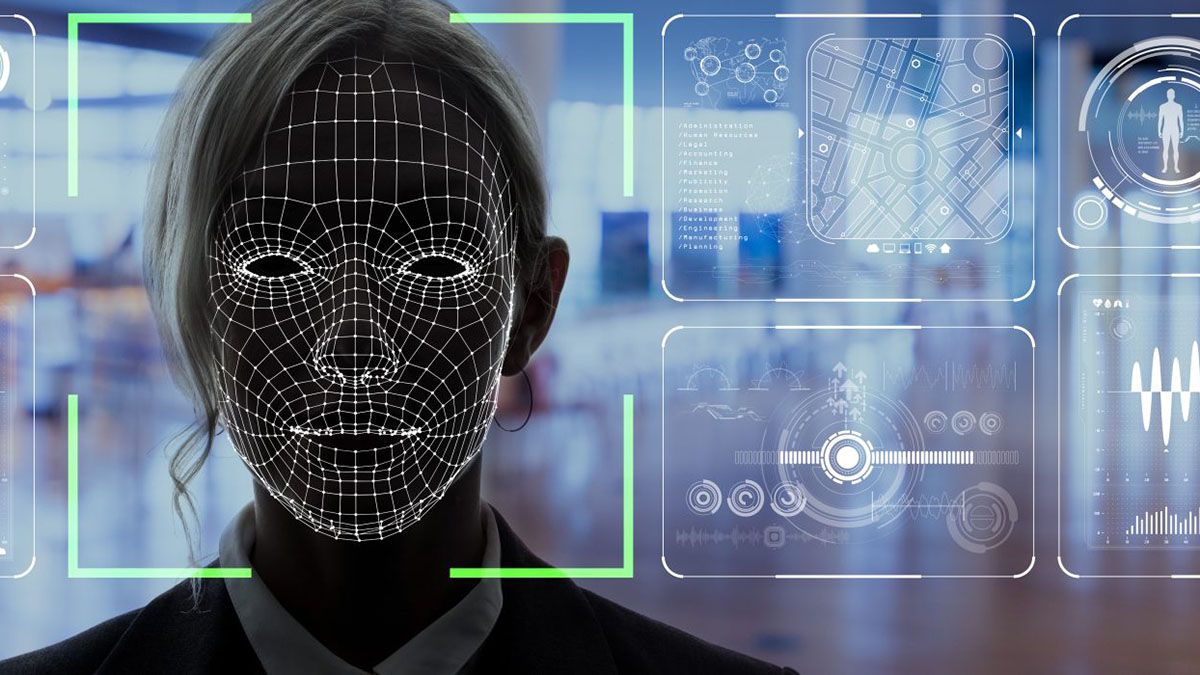 iMotions software being used to analyze facial expressions.