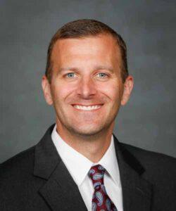 Portrait of Dr. Davis.
