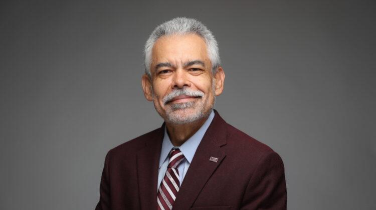 Dr. Luis A. Perez-Batres poses for photo.
