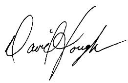 deans signature