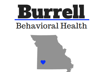 Burrell Behavior Health Logo from Flyer