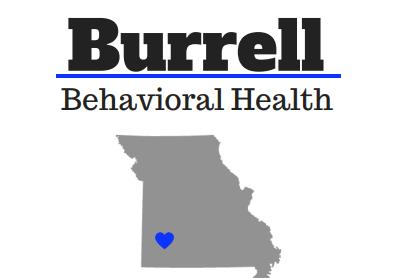 Burrell Behavior Health Logo from Flyer