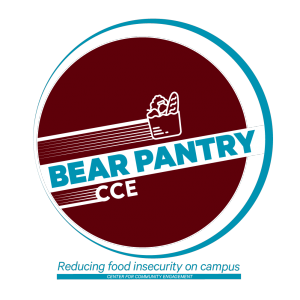 Logo for the Center for Community Engagement Bear Pantry