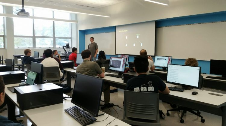 New computer space gives students new opportunities