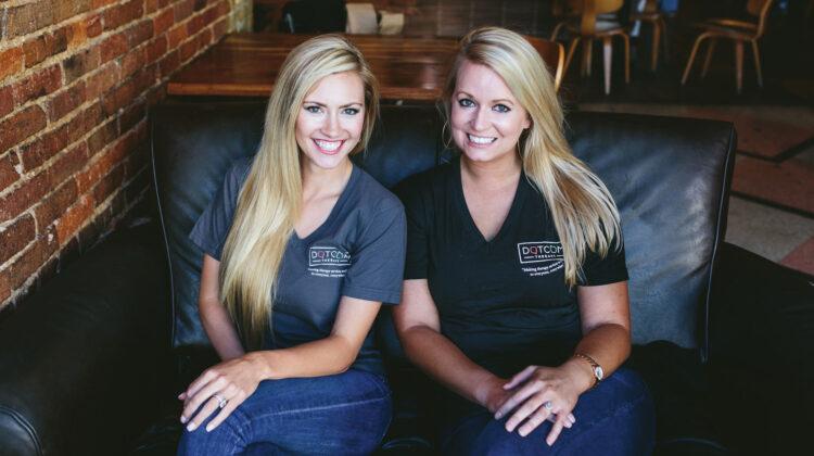 Emily Purdom and Rachel Robinson