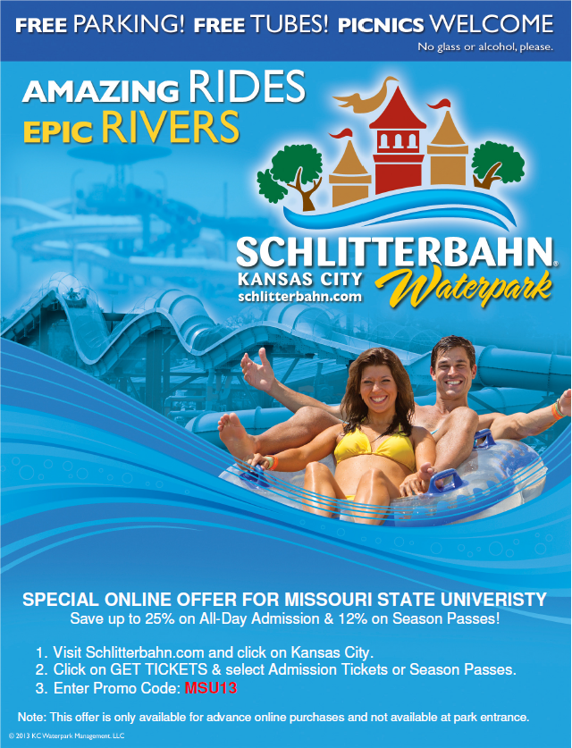 Schlitterbahn Waterparks Coupon Codes Pictures to pin on Pinterest