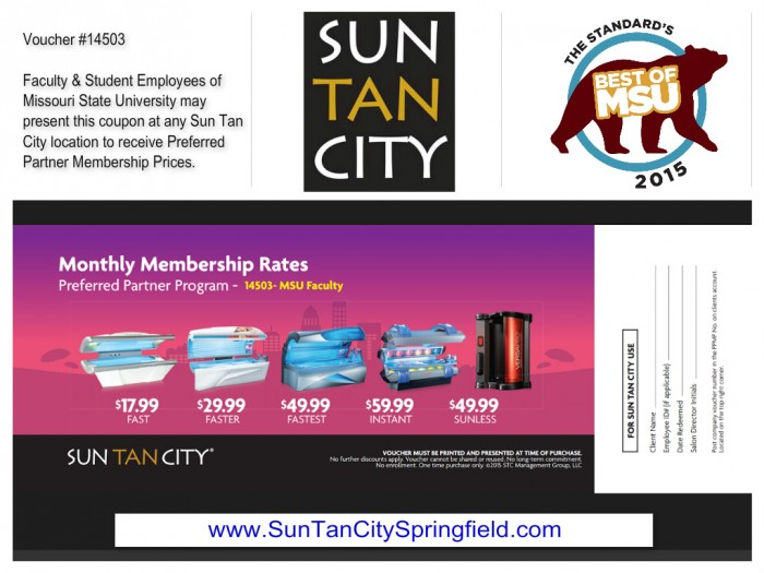 Shay Stowell Faculty And Staff Discounts