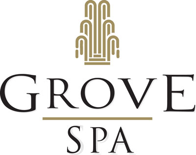 The Grove Spa logo.