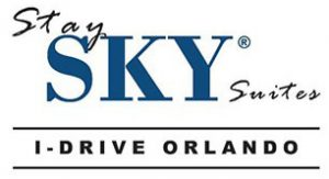 The Stay Sky logo.