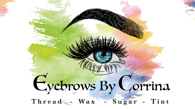 Eyebrows by Corrina logo