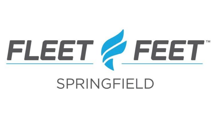 Fleet Feet Springfield logo.