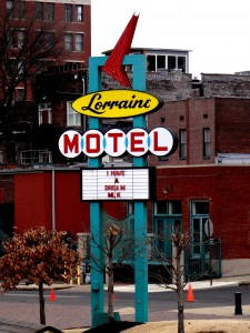 The Lorraine Motel NCRM Feb 2013