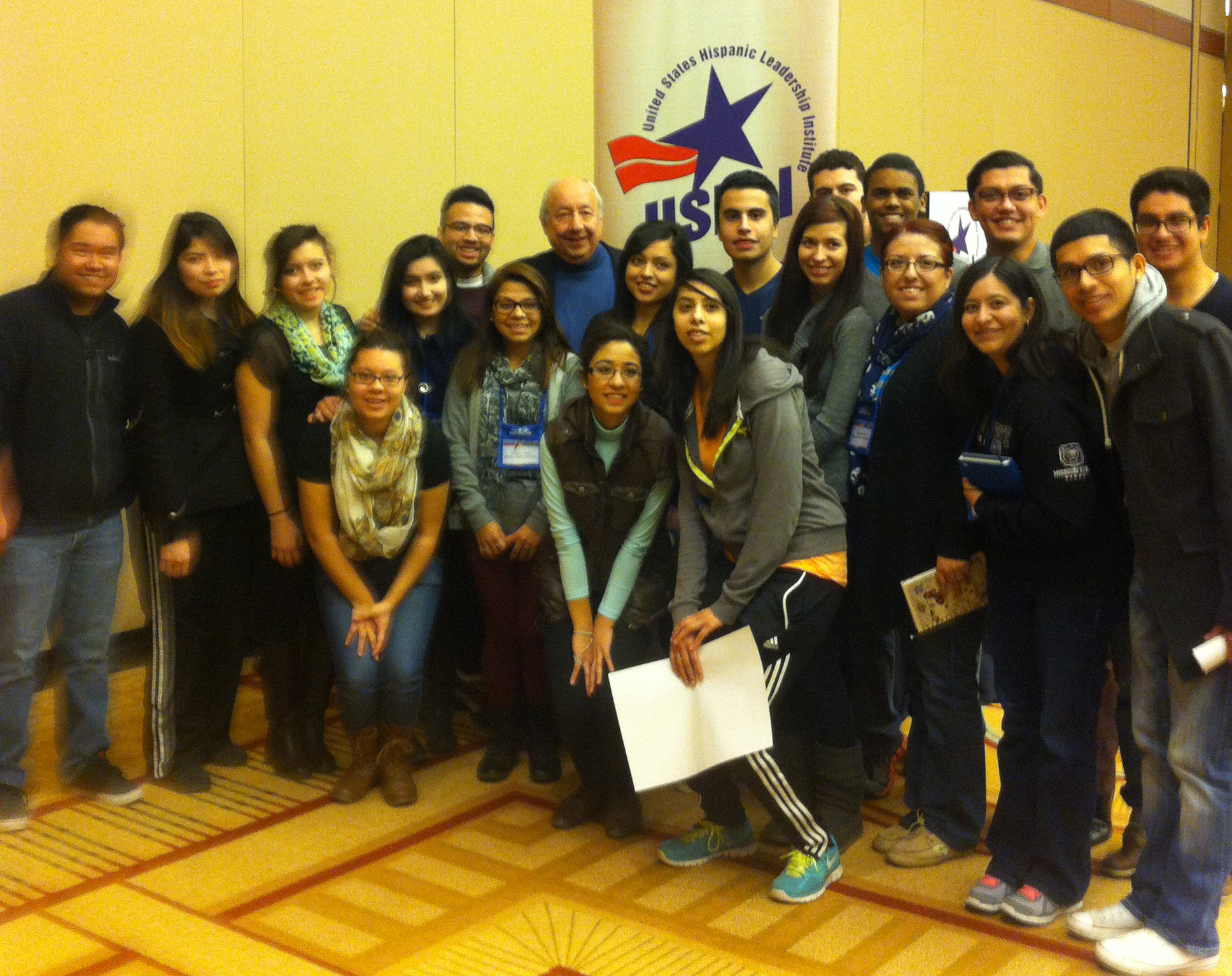 United States Hispanic Leadership Institute 2014
