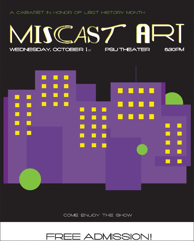 Miscast Art