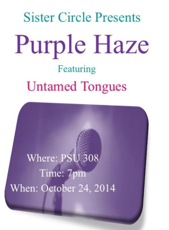 Untamed Tongues Poetry Group Event