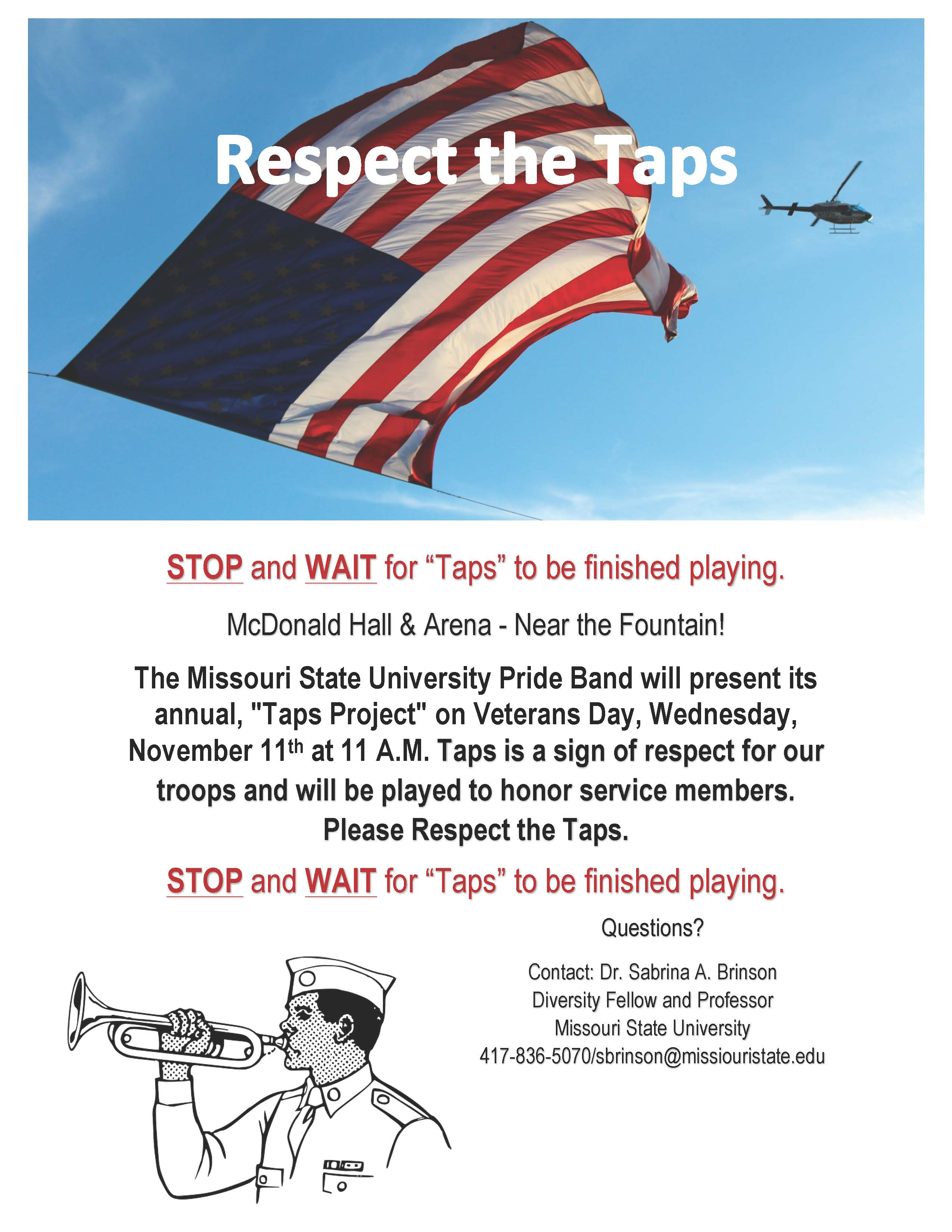 Respect the Taps