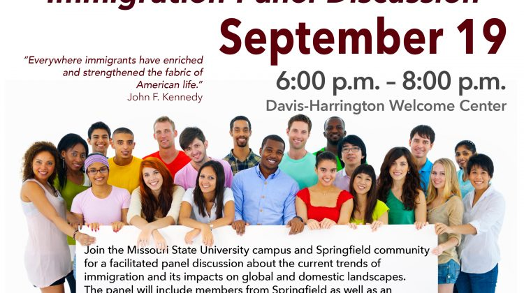 Shattering the Silences: Latinx Heritage Month Immigration Panel