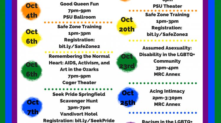 LGBTQ+ Pride Month 2017