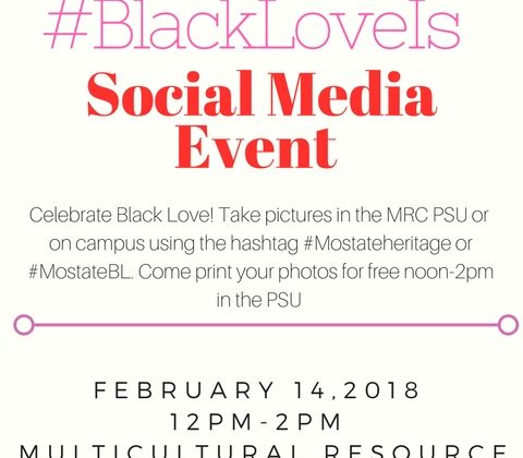 #BlackLoveIs Social Media Event
