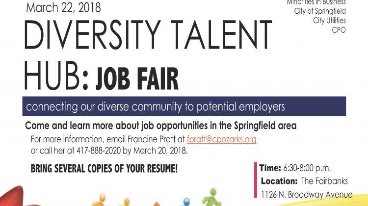 EVENT: Diversity Talent Hub Job Fair