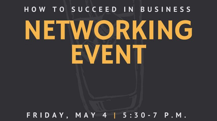 Event: How to succeed in business networking
