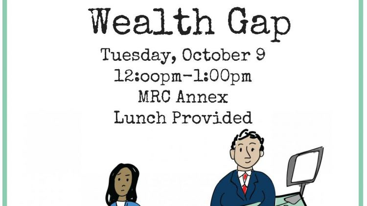 EVENT: The Racial Wealth Gap