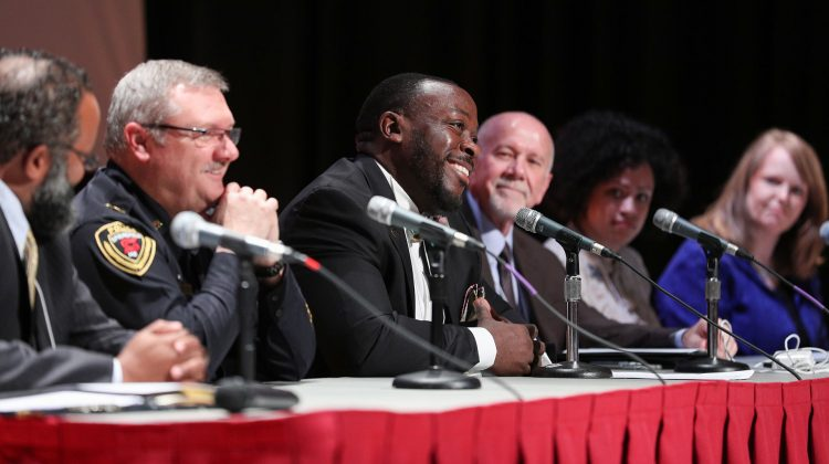 Panel at Collaborative Diversity Conference