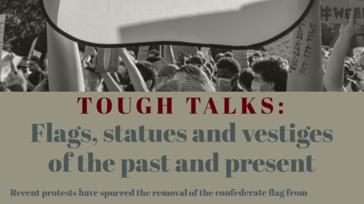 June 15 2020 Tough Talks flyer