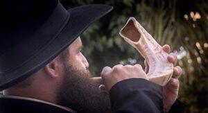 Blowing of Shofar during Rosh Hashanah